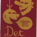 1973 - programforside