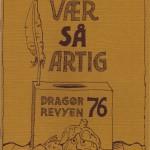 1976 - programforside