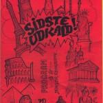 1989 - programforside