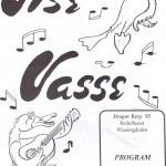 1995 - programforside