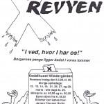 1998 - revyflyer