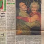 1999 - anmeldelse lokalavisen