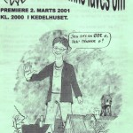 2001 - programforside
