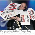 Amagerbladets forside 2013
