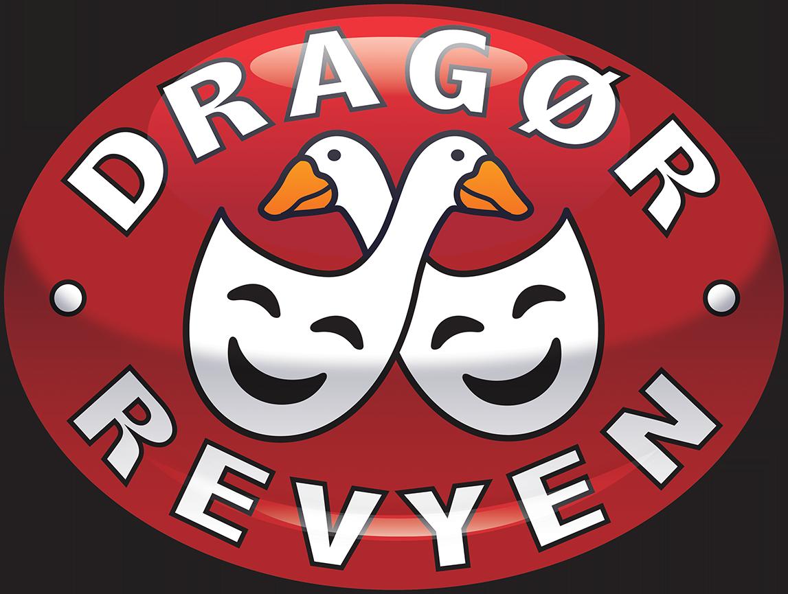 Dragør Revy 2017 Retina Logo